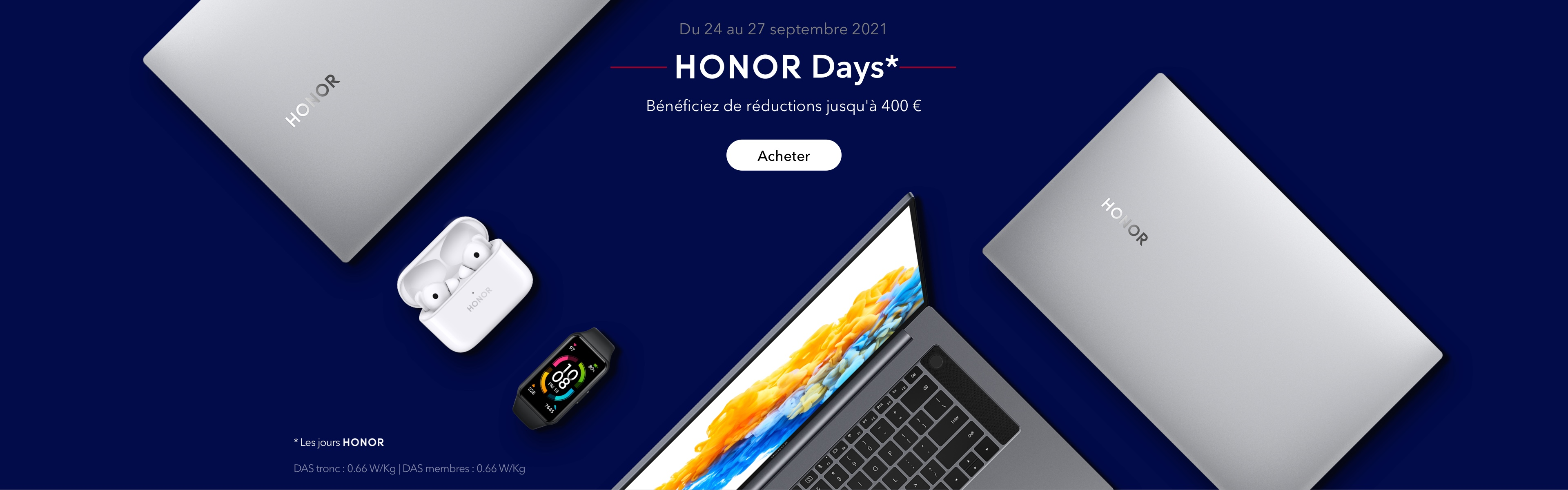HONOR Promo Page